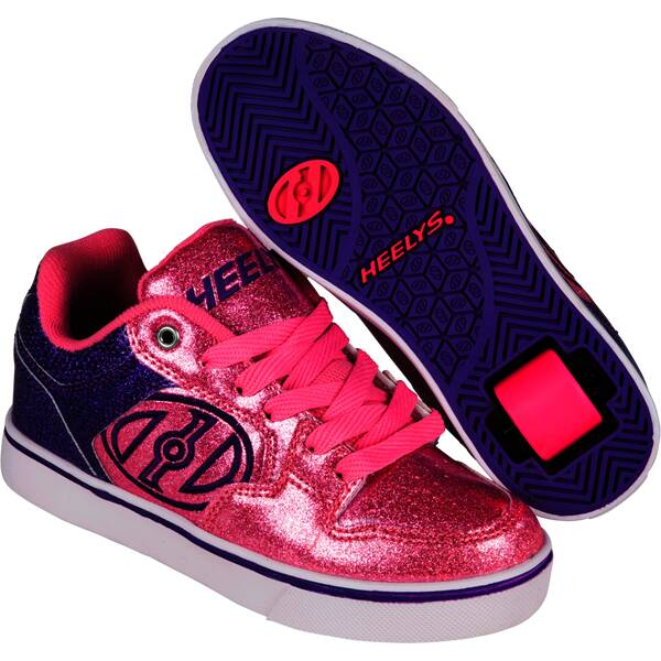 HEELYS Kinder Skateboardschuhe Motion Plus Pink