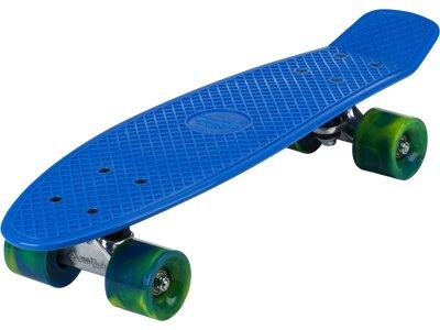STREETSURFING Skateboard Beach Board Ocean Breeze Blau