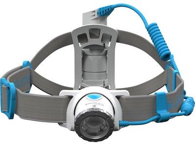 LED LENSER STIRNLAMPE NEO10R BOX, BLUE Grau
