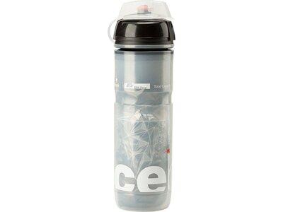 ELITE Trinkbehälter FLASCHE ICEBERG GREY THERMAL 2H 650 Grau