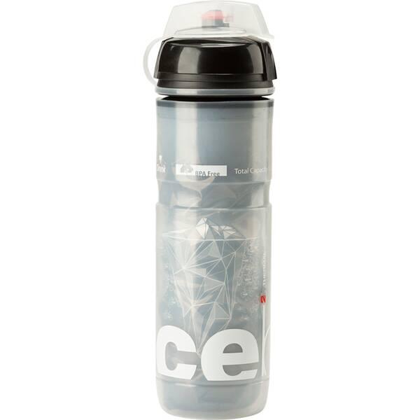 ELITE  Trinkbehälter FLASCHE ICEBERG GREY THERMAL 2H 650