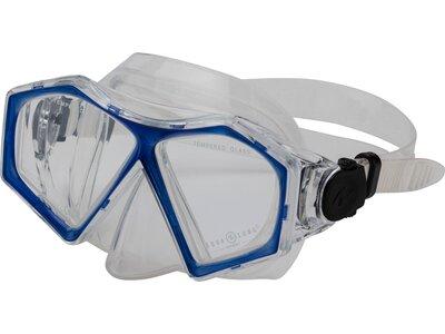 AQUA LUNG SPORT Tauchmaske Tauchmaske Santa Cruz Pro Weiß