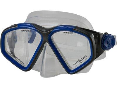 AQUA LUNG SPORT Tauchmaske HAWKEYE Blau