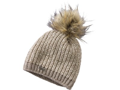 Eisglut Mütze Patti Grau