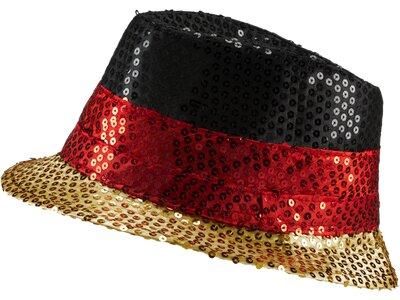 ELASTO FORM Herren Fan-Kopfbedeckung Sparkle Schwarz