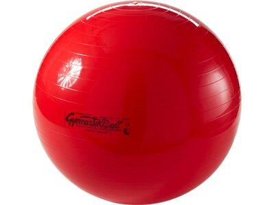 LEDRAGOMMA Gymnastikball Pezzi 75 cm Rot