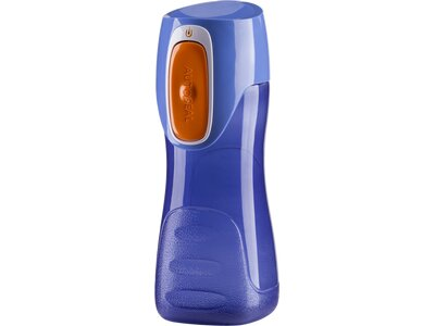 CONTIGO Trinkflasche TREKKER Blau Blau