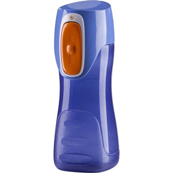 CONTIGO Trinkflasche TREKKER Blau