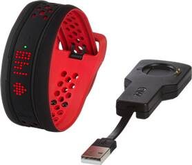 MIO Activity Tracker FUSE L Crimson