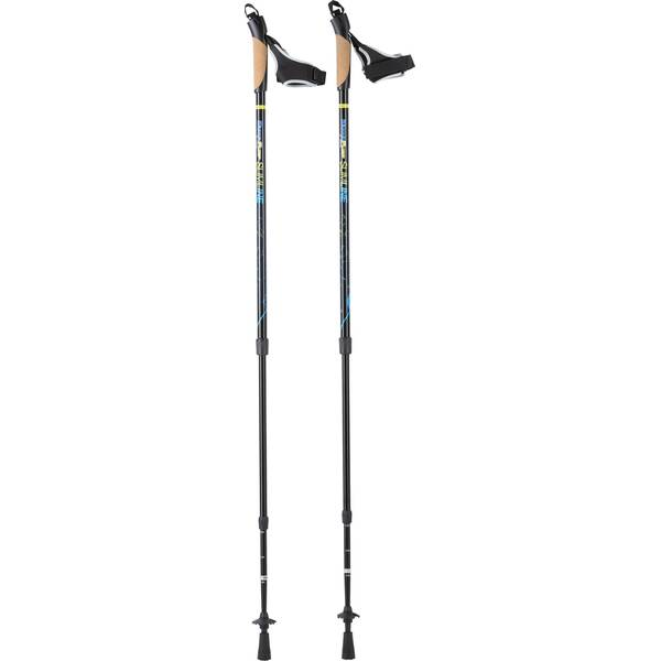 BUNGYPUMP Nordic Walkingstöcke Nordic-Fitness-Stock SlimLine 4