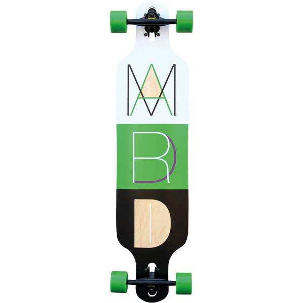 MADRID  Longboard Cutout 2