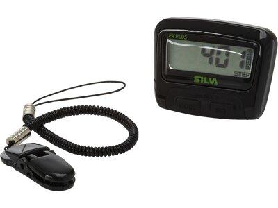 SILVA Activity Tracker ex Plus Schwarz