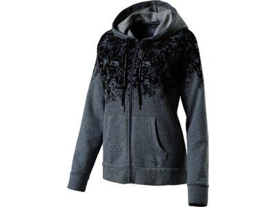 ESPRIT SPORTS Damen Sweatshirt Sweatshirts cardigan Grau