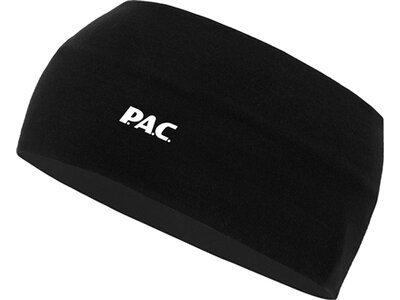 P.A.C Headband Schwarz