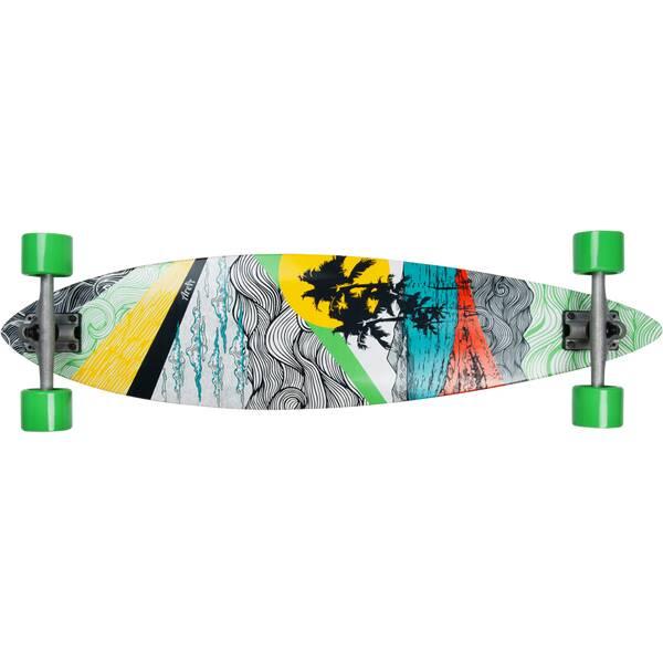 AREA  Skateboard Area Longboard Seaflavour