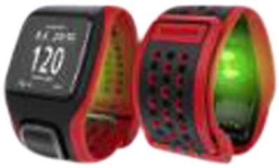 TOMTOM RUNNER CARDIO GPS UHR (SCHWARZ/RO
