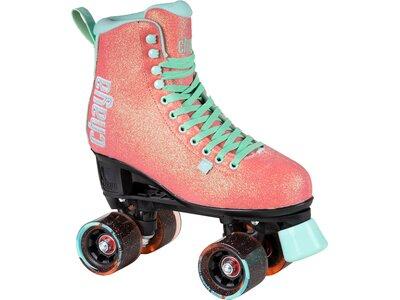 CHAYA Damen Rollerskates CHAYA DANCE Rot