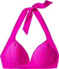 SEAFOLLY Damen Bikinioberteil Pleated Fixed Moulded