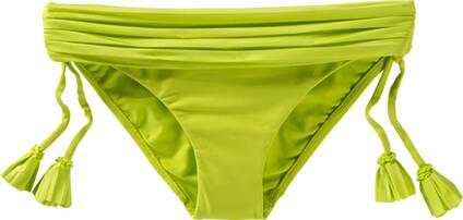 SEAFOLLY Damen Bikinihose Banded Hipster Tie Side