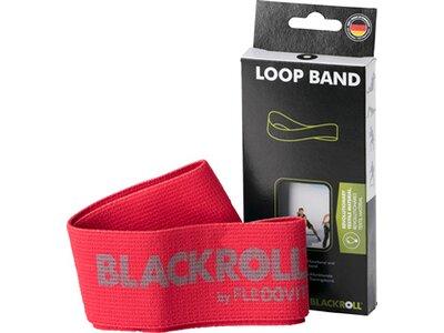 BLACKROLL Fitnessband Loop Band Rot Rot