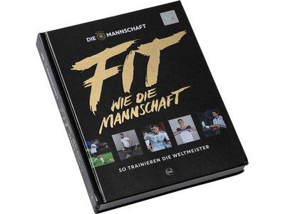BLACKROLL BOOK Fit wie DIE MANNSCHAFT Schwarz