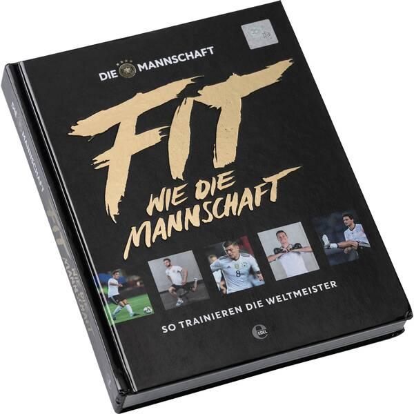 BLACKROLL BOOK Fit wie DIE MANNSCHAFT