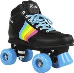 ROOKIE Damen Rollerskates Forever Rainbow
