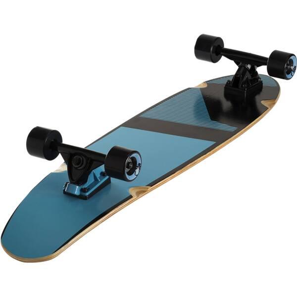 RAM Skateboard Blacker
