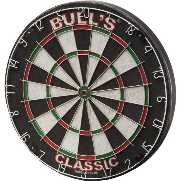 BULLS Dartboard Dartscheibe Classic Bristle Board