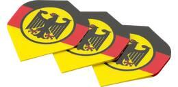 Vorschau: BULLS Dartpfeil Dartpfeil Flight Motex Std.Fahne