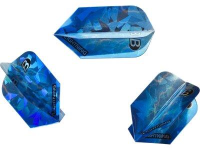 BULLS Dartpfeil Lightning Slim Blau