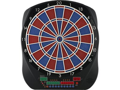 BULLS Dartboard BULL'S Flash RB Sound Elektronik Dartboard Schwarz