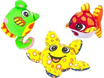 HAPPY PEOPLE Wasserspiel Schwammtier Bunt