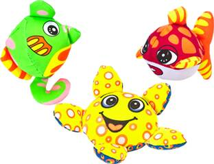 HAPPY PEOPLE Wasserspiel Schwammtier