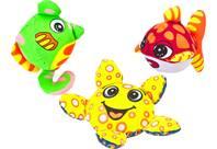 Vorschau: HAPPY PEOPLE Wasserspiel Schwammtier