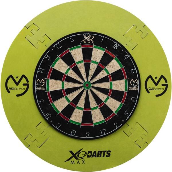 XQMAX Michael van Gerwen Bristle Dartboard