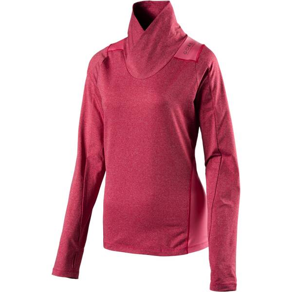 GORE RUNNING WEAR Damen Laufshirt Sunlight Thermo langarm