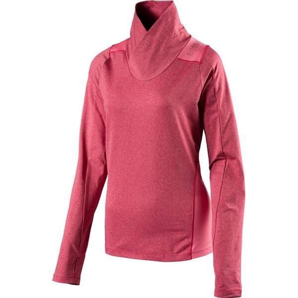 GORE RUNNING WEAR Damen Laufshirt Sunlight Thermo langarm