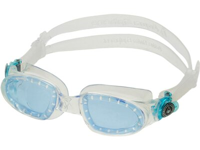 AQUA SPHERE Schwimmbrille MAKO Blau