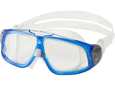 AQUA SPHERE Schwimmaske SEAL 2.0 Weiß