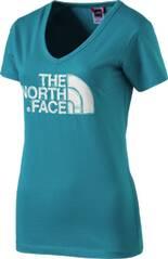 THE NORTH FACE Damen Shirt D-T-Shirt SS Vneck Tee W