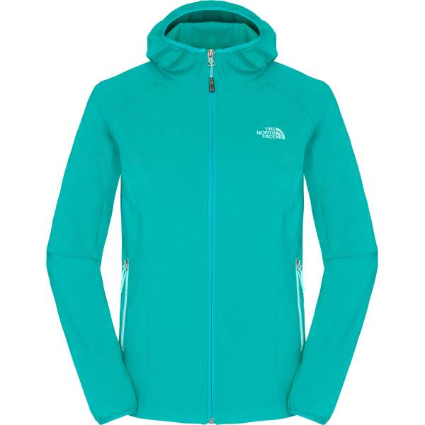 THE NORTH FACE Damen Funktionsjacke W NIMBLE HOODIE