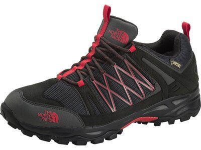 THE NORTH FACE Herren Trekkinghalbschuhe Alteo Schwarz
