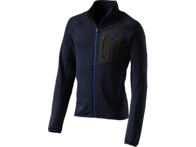 THE NORTH FACE Herren Jacke M HASLIBERG FLEECE JKT INTERSPORT Blau
