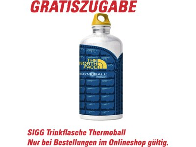 THE NORTH FACE Herren Funktionsjacke M THERMOBALL HOODIE Schwarz