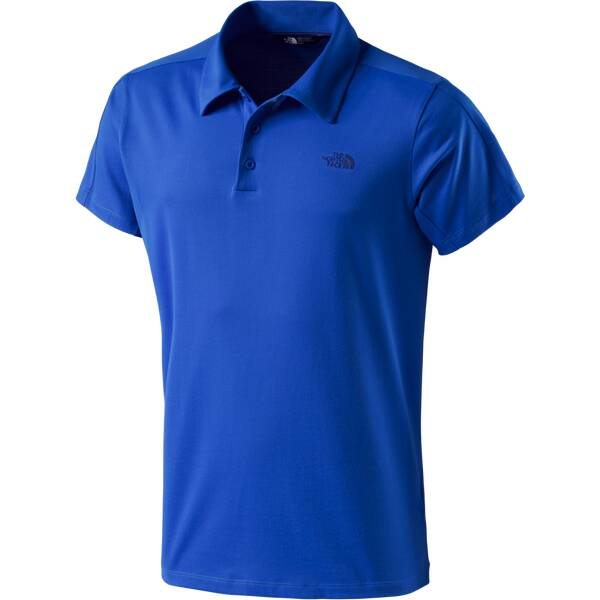THE NORTH FACE Herren Shirt Tech Blau
