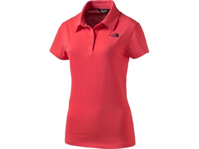 THE NORTH FACE Damen Shirt Tech Orange