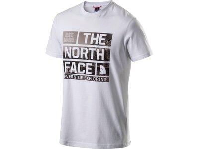 THE NORTH FACE Herren Shirt Picture Weiß