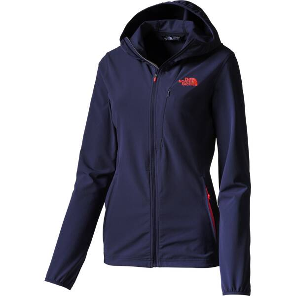 THE NORTH FACE Damen Funktionsjacke Full Zip Hoody Blau
