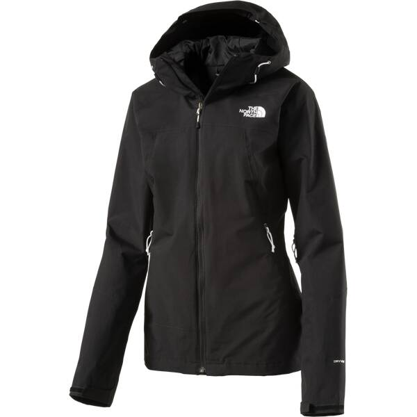 separation shoes 164ab ac4f5 THE NORTH FACE Damen Regenjacke W HORTONS SHELL JACKET